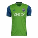 adidas Seattle Sounders 2017/2018 Authentic Home Jersey