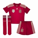 adidas Spain 2014 Toddler Uniform