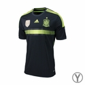 adidas Spain 2014 Youth Away Jersey