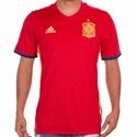 adidas Spain 2016 Home Jersey