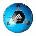 adidas Starlancer V Soccer Ball - Blue