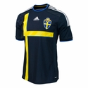 adidas Sweden 2014 World Cup Away Jersey
