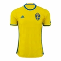 adidas Sweden 2015/2016 Home Jersey