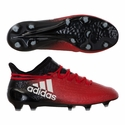 adidas X16.1 FG Soccer Cleats - Red