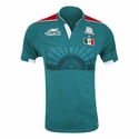 atletica Mexico 2012 Olympic Home Jersey