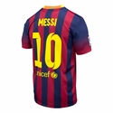Barcelona Messi 2013/2014 Home Jersey