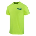 Blues Cup 2013 Puma Event Tee - Lime
