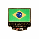 Brazil 2016 Copa America Collector Pin