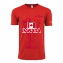 Canada 2015 CONCACAF Gold Cup Full Trophy Tee
