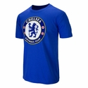 Chelsea FC Youth Crest Tee - Royal
