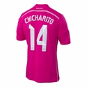 Chicharito Real Madrid 14/15 Away Jersey