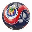 Chivas Away Soccer Ball - Navy