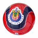 Chivas Home Soccer Ball - Red