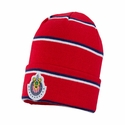 Chivas Striped Beanie