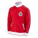Chivas Track Jacket - Red
