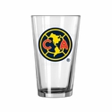 Club America 16oz Satin Etch Pint Glass