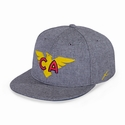Club America Fi Collection Stack Snapback