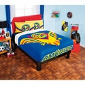 Club America Fuzzy Fleece Blanket