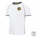Club America Kids Training Shirt - White