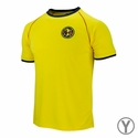 Club America Kids Training Shirt - Yellow