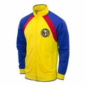Club America Light Down Jacket - Yellow