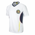 Club America Poly Tee - White