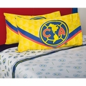 Club America Queen Sheet Set