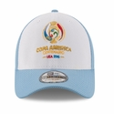 Copa America 2016 39THIRTY Stretch Fit Cap -Light Blue