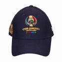 Copa America 2016 39THIRTY Stretch Fit Cap - Solid Navy