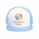 Copa America 2016 9FIFTY Snapback Cap - Light Blue