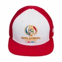 Copa America 2016 9FIFTY Snapback Cap - Red/White