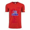 Cuba 2015 CONCACAF Gold Cup Trophy Tee