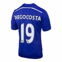 Diego Costa Chelsea 14/15 Home Jersey