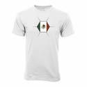 DTG Mexico 2016 Country Tee - White