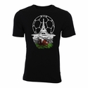 DTG Wales Euro 2016 T-Shirt - Black