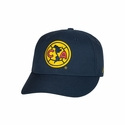 Fan Ink Club America Adjustable Hat - Navy