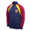 FC Barcelona Light Down Jacket - Blue