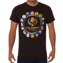 Fifth Sun 2016 Copa America Rings Tee - Black