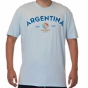 Fifth Sun Argentina 2016 Copa America Tee - Light Blue