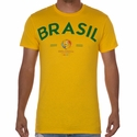 Fifth Sun Brazil 2016 Copa America Tee - Yellow