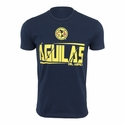 Fifth Sun Club America Aguilas Tee