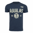 Fifth Sun Club America Los Primeros Cien T-Shirt