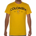 Fifth Sun Colombia 2016 Copa America Tee - Yellow