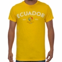 Fifth Sun Ecuador 2016 Copa America Tee - Yellow
