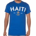 Fifth Sun Haiti 2016 Copa America Tee - Royal