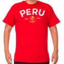 Fifth Sun Peru 2016 Copa America Tee - Red