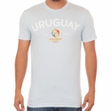 Fifth Sun Uruguay 2016 Copa America Tee - Light Blue