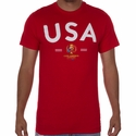 Fifth Sun USA 2016 Copa America Tee - Red