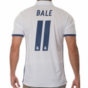 Gareth Bale Real Madrid 2016/17 Home Jersey
