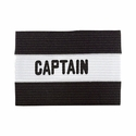 KwikGoal Captain Arm Band - Black